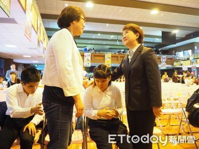 表揚台中模範生 盧秀燕:自己好也要別人一起好