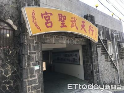 郭台銘淡水武聖廟參拜 過去曾找玄微師父問事