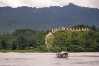 緬甸潑水節狂歡卻悲劇 船超載翻覆至少11死