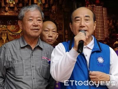 郭台銘考慮選總統 王金平:歡迎