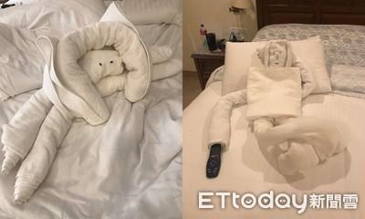 住印度飯店!白人男伴躺床迎賓…網笑噴