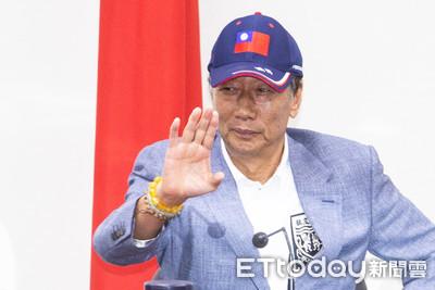 郭台銘宣布選2020 蔡正元警告:恐現郭柯之爭