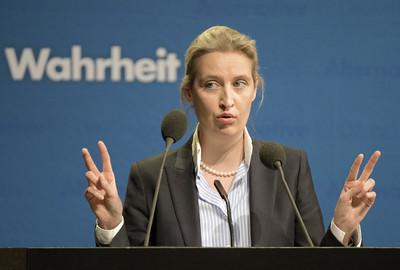 德極右派政黨陰謀論:聖母院惡火是穆斯林攻擊