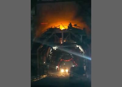 蘇花改谷風隧道火警 工程處:不影響進度