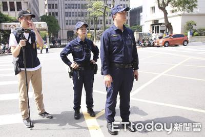 警察換新制服 議員:像公司保全