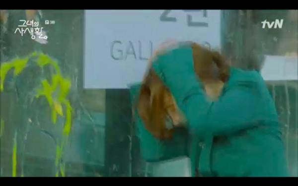 ▲▼《她的私生活》才演3集 金材昱霸氣怒吼:她是我女友! 不准動朴敏英。(圖/記者吳睿慈攝)