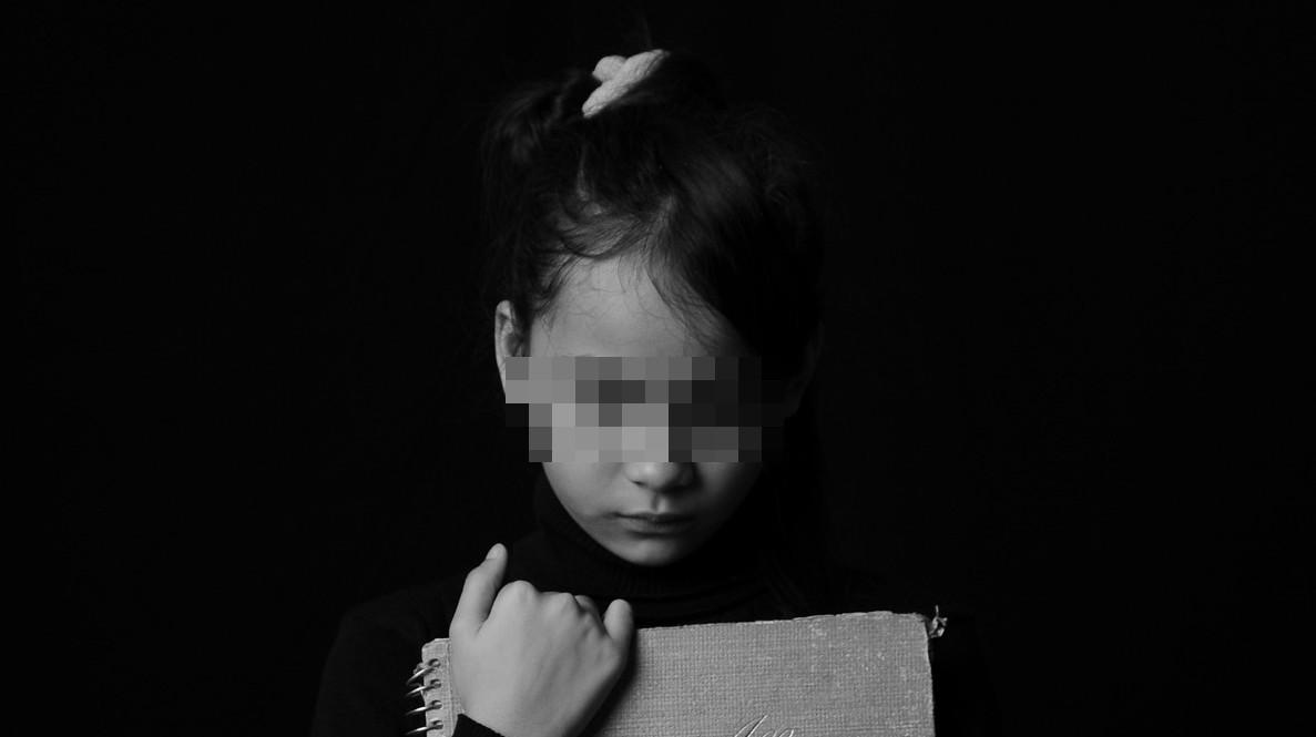 ▲女孩,悲傷,小孩,難過。(圖/取自免費圖Pixabay)