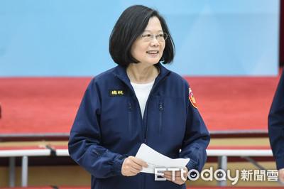 快訊/蔡英文提醒郭董:當總統心態要調整