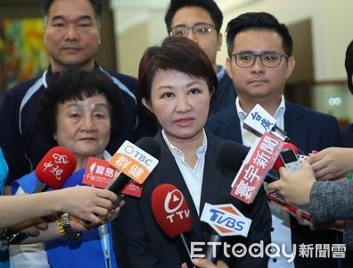 藍營黨內初選 盧秀燕:支持符合黨意、民意者