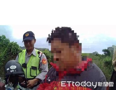 交通違規遇警盤查 竟是逃亡6年通緝犯