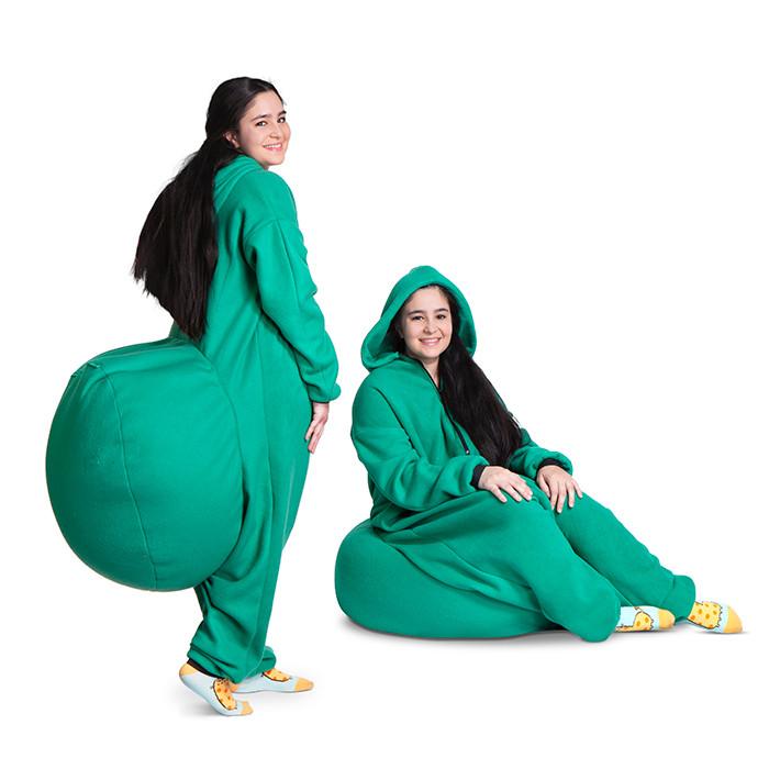 ▲懶人椅連身衣(圖/翻攝自www.thinkgeek.com)