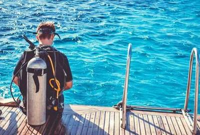 男友是潛水教練!傻女怨:這工作很忙?