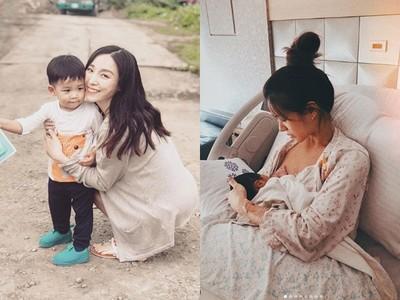 張宇遇強震挺7月孕肚護兒 林珈安秒衝嬰兒室