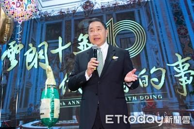 看台灣的多元文化 雲朗執行長張安平:像義大利西西里島