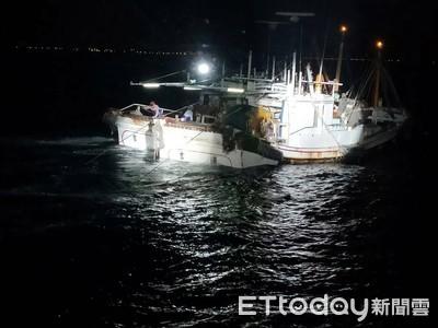 違規拖網毀生態 台南海巡護海洋