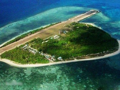 中國船隻集結南鑰島 菲斥侵犯主權