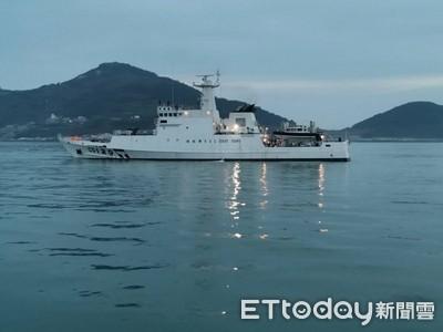 擅闖EEZ逃跑 中國船長遭日保安逮捕