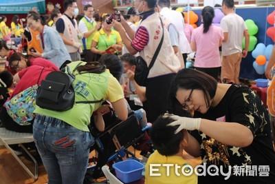 南台灣特殊需求者潔牙比賽  從「齒」改變