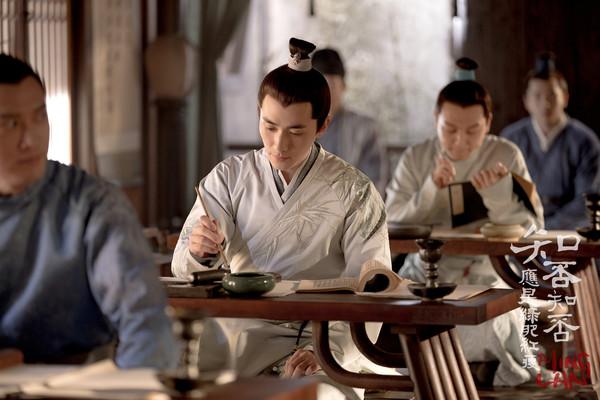 ▲2019最受矚目的電視劇趙麗穎、馮紹峰、朱一龍《知否知否應是綠肥紅瘦》