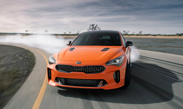 ▲KIA Stinger GTS Limited Edition限量版。(圖/翻攝KIA)