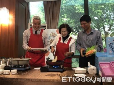 影/「宜蘭生、上海養」 林瑞陽接觀光大使:感謝這兩位媽媽