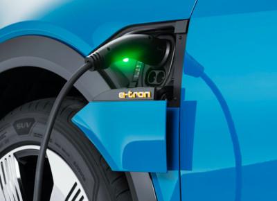鋰電池短缺 Audi e-tron下修產量
