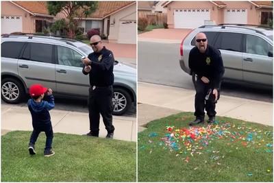 5歲兒生日!警爸買紙炮興奮開射