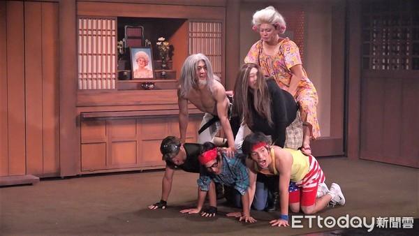 ▲▼Comic DOJO Tee!Family-動漫道場表演。(圖/記者徐斌慎攝)