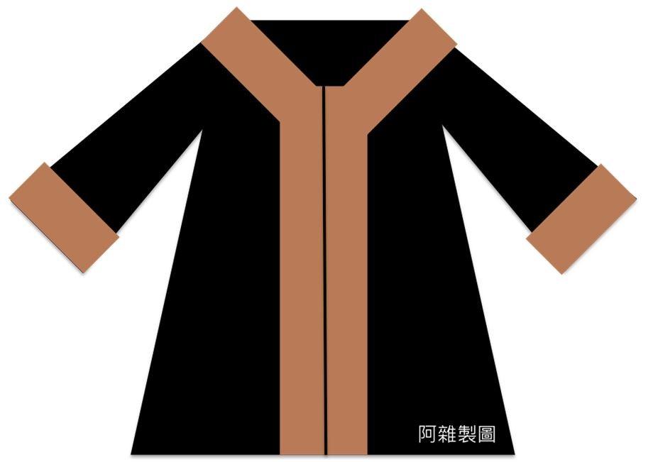 ▲▼ 法袍。(圖/阿雜提供)