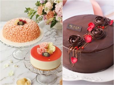 3款母親節蛋糕顏值口味兼備