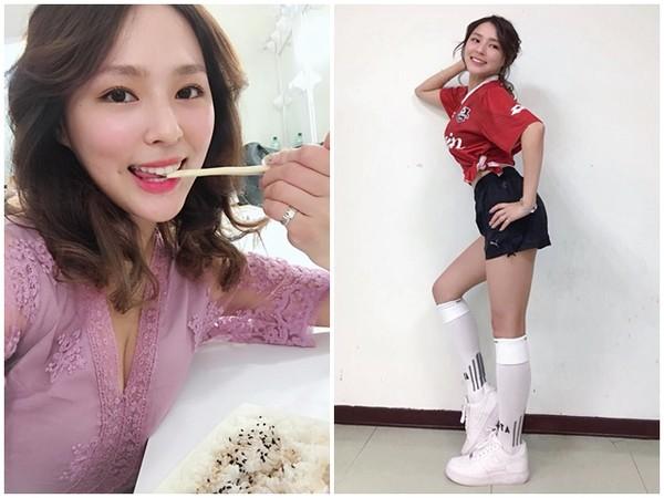 ▲▼熊熊4天甩2公斤成果照辣翻!(圖/翻攝自Facebook/熊熊 Bear Genie)