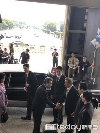 ▲▼ 《國際橋牌社》在總統府拍攝            。(圖/記者李欣容攝)