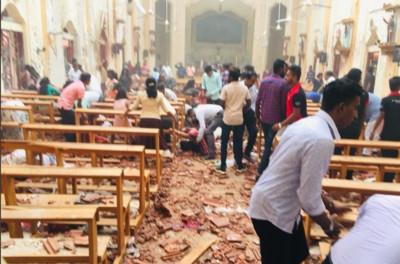 斯里蘭卡連環爆 至少185死499傷