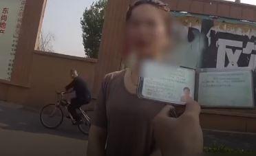 路邊臨檢!她淡定「拿老公駕照」:我變性了