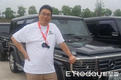 創新董座李奇嶽跟著G car車友闖天涯 體驗顛峰人生
