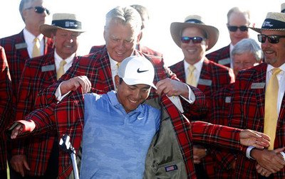 深受伍茲影響 潘政琮奪PGA首冠