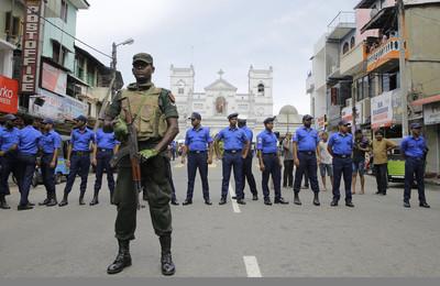 2天連續爆炸!斯里蘭卡進入緊急狀態