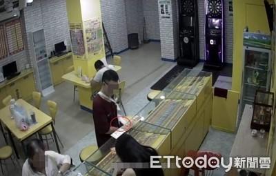 高雄男偷彩券 得手165張只中1萬7遭收押