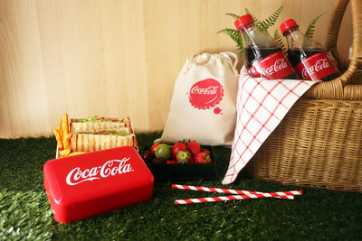 超商加購送太古可樂春遊野餐盒!