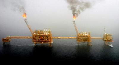 美取消台灣等8國伊朗石油豁免權