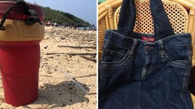 最潮環保袋「破褲做的」!台灣響應世界地球日,讀者公開7大環保妙招不私藏