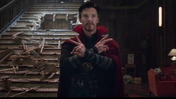 ▲復仇者聯盟3,奇異博士 。(圖/翻攝自IMDb)