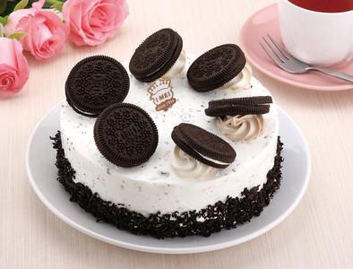 「義美黑炫風冰淇淋蛋糕」愛買獨家
