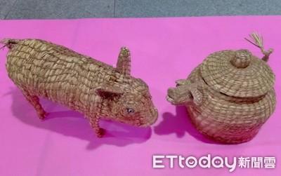 創意豬展 天然又環保藝術創作