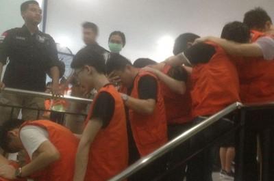 兩岸聯手詐欺 印尼逮12台灣人
