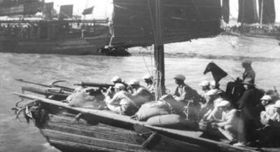 回顧共軍海軍70年!從舢舨起家...海軍司令會暈船