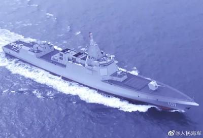 海上閱兵在即 環時這樣看海軍