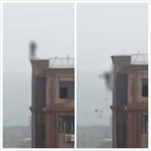 屋頂邊緣突剝落!19歲男5秒墜地