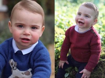英小王子慶周歲 穿平價童裝萌翻