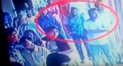 斯里蘭卡炸彈客影像 一臉輕鬆冷靜